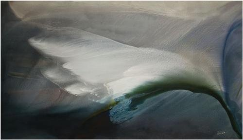 30: Paul Jenkins phenomenon grey elevation