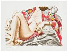 33 Philip Pearlstein Two prints