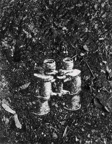 14: Vik Muniz (b. 1961) Binoculars, from Pictures of S