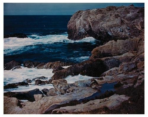 22: Edward Weston (1886-1958) Point Lobos, 1946 and Cy