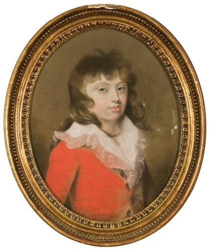 7: Lady Diana Beauclerk (1734 - 1808). Portrait of a