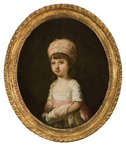 12: Attributed to sir William Beechey (1753 - 1839). P