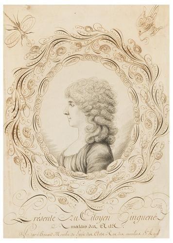 14: Jean Joseph Bernard, called Bernard de Paris (1740
