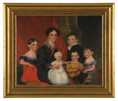 16: Circle of Alfred-Edward Chalon (1780 - 1860).  Mrs