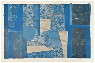 Robert Blackburn Blue Window
