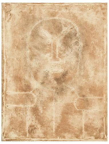 135: Rufino Tamayo Torso (tan) (P.245)