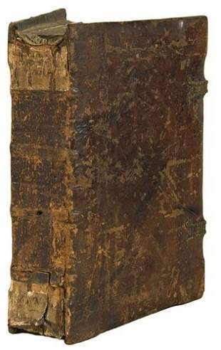GEMINIANO, Johannes de Sancto (c.1260-1333). Liber