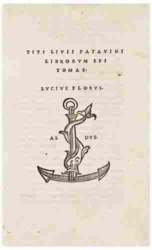 [ALDINE PRESS] -- LIVIUS -- LUCIUS FLORUS -- POLYB