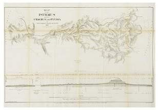 CANALS - DAVIS, Charles H. Report on Interoceanic