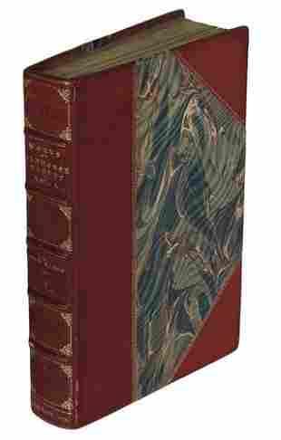 DAUDET, Alphonse. The Works of Alphonse Daudet.