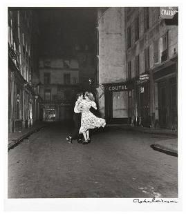 Robert Doisneau (1912-1994) La Dernière Valse du 1