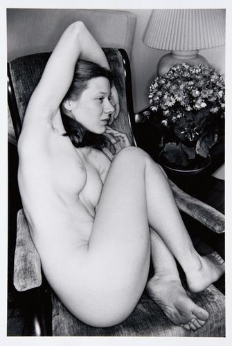 3: Lee Friedlander (b. 1934) Nude, 1981
