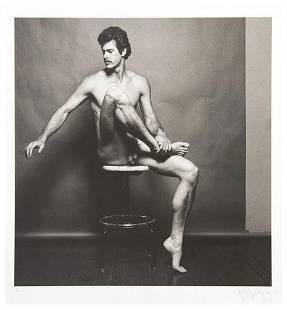 Robert Mapplethorpe (1946-1989) Scott Daly, 1979