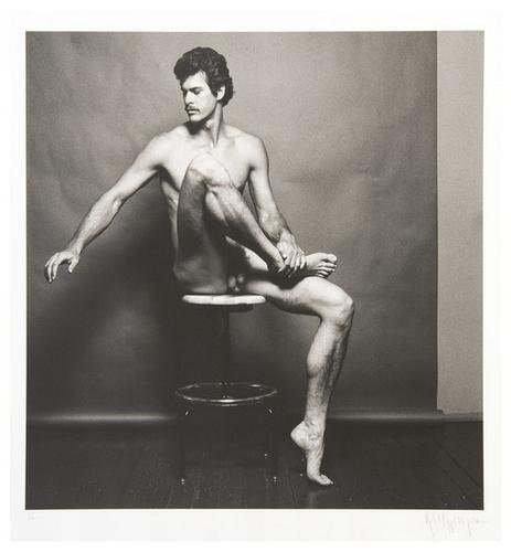 5: Robert Mapplethorpe (1946-1989) Scott Daly, 1979