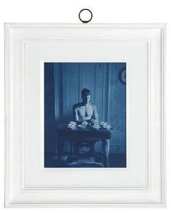 John Dugdale (b. 1960) Self-Portrait with Teacups