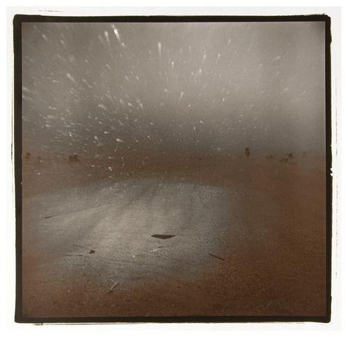 12: Richard Misrach (b. 1949) Sandstorm, California, 1