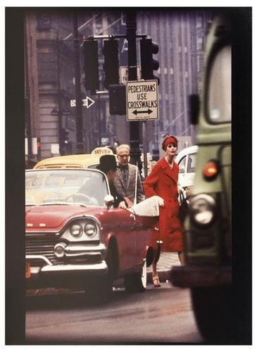 18: William Klein (b. 1928) Anne St. Marie and Cruiser