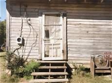 96: William Christenberry (b. 1936) White Door, near M