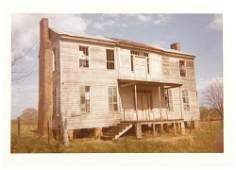 97: William Christenberry (b. 1936) House near Marion