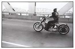 154: Danny Lyon (b. 1942) Crossing the Ohio, Louisville