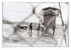 155: Danny Lyon (b. 1942) Entering Prison, Seven Years