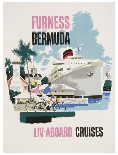 12: HILL, Furness Bermuda, Liv-Abroad Cruises