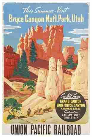 20: Union Pacific Railroad, Bryce Canyon