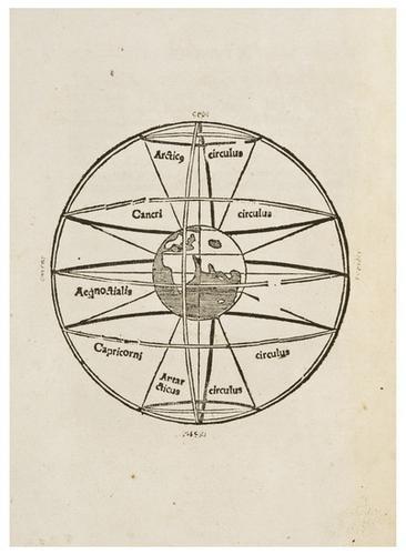21: RITHAYMER, Georg. De Orbis terrarum situ compendiu