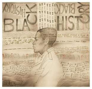 17: Tom FEELINGS (1933 - 2003). Black History.