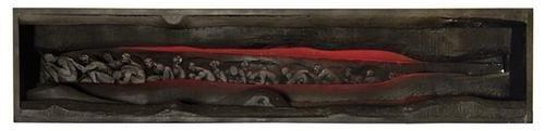 22: Tom FEELINGS (1933 - 2003). Untitled Sculpture (Sl