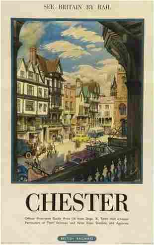 CHESTER, British Railways