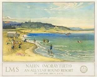 BIRCH, Samuel NAIRN, Moray Firth, LMS