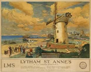 BIRCH, LYTHAM ST. ANNES, LMS