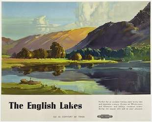 BUCKLE, Claude THE ENGLISH LAKES