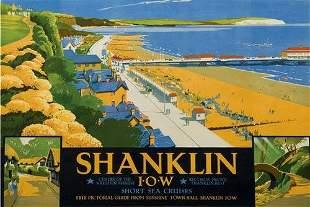 BURLEY, D W SHANKLIN I.O.W.