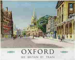 CARR-LINFORD, A OXFORD, British Railways