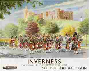 CATTERMOLE, Lance INVERNESS, British Railways
