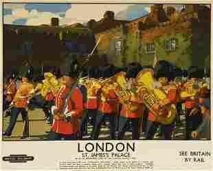 CLARK, Christopher LONDON, St. James Palace,