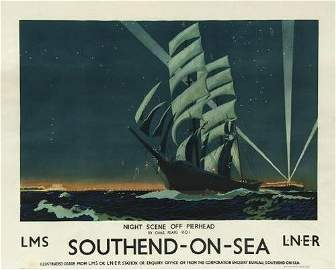 117A: PEARS, Charles SOUTHEND-ON-SEA, LMS, LNER
