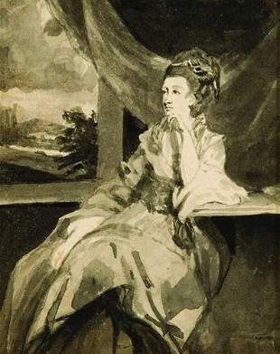 3: Circle of Francis Cotes Portrait of a lady