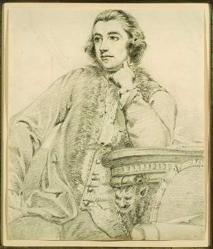 7: Attributed to John Raphael Smith (1752-1812) Portr