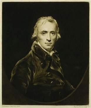 14: Charles Turner Self portrait (After John Hoppner)