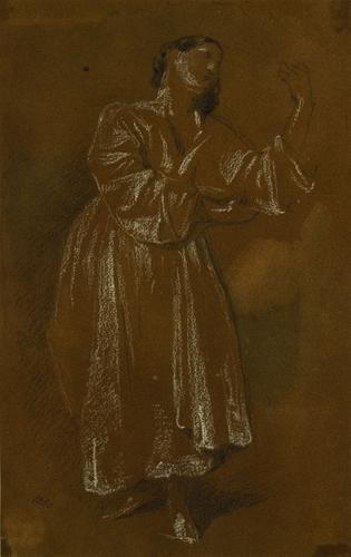 20: George Jones, (1786-1869)   A Dancer