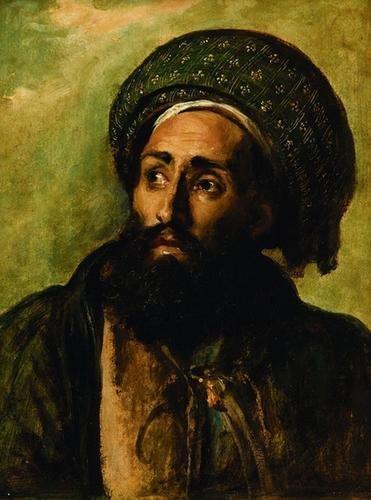 22: William Etty, (1787 - 1849)  A Mohammedan