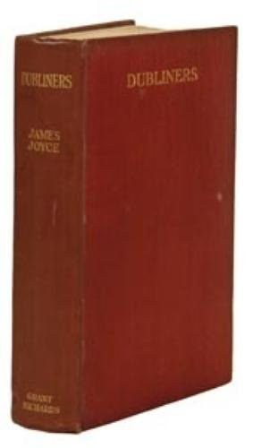 7: JOYCE, James (1882 - 1941)  Dubliners. London: Gra