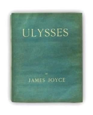 JOYCE, James (1882 - 1941) Ulysses. Paris: Shakes