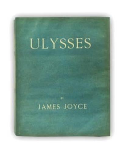 8: JOYCE, James (1882 - 1941)  Ulysses. Paris: Shakes