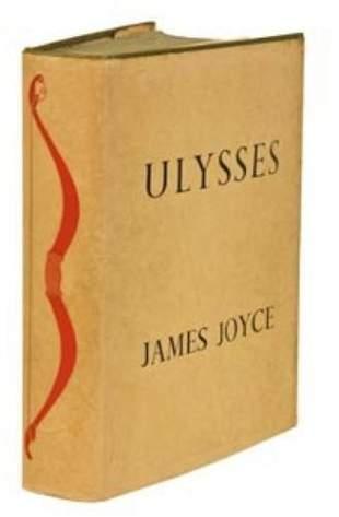 JOYCE, James (1882 - 1941) Ulysses. London: John