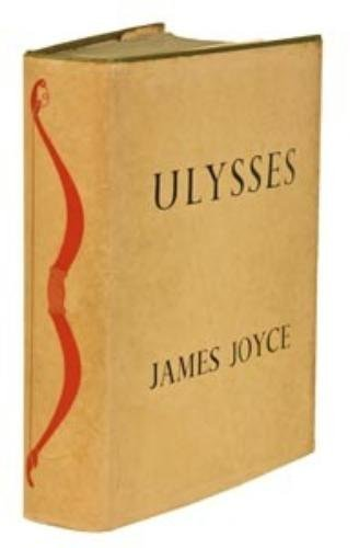 10: JOYCE, James (1882 - 1941)  Ulysses. London: John