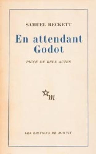 14: BECKETT, Samuel (1906 -- 1989)   En Attendant Godo